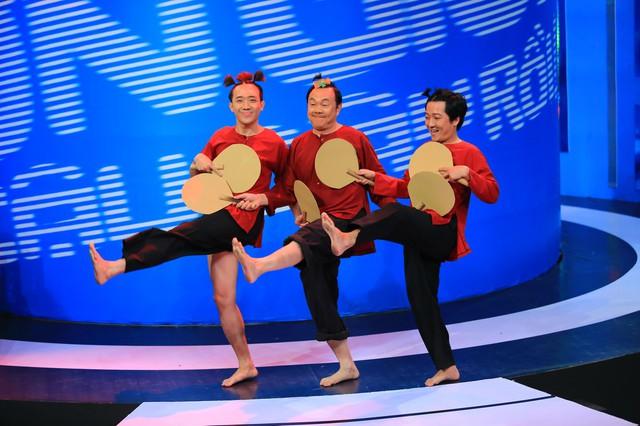 Ba Trưởng phòng Trấn Thành - CHí Tài - Trường Giang