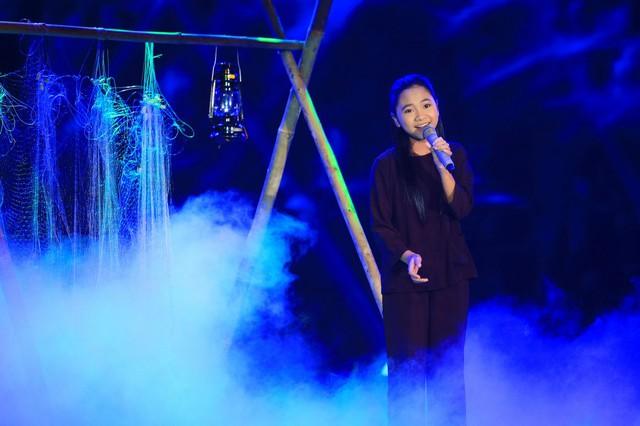 Trần Kayon Thiên Nhâm của đội HLV Lam Trường