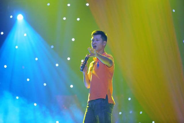 Ca sĩ Đức Tuấn, khách mời trong liveshow Dấu ấn của Bảo Yến