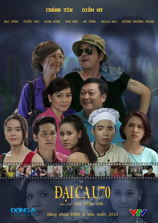 Poster phim Đại ca U70