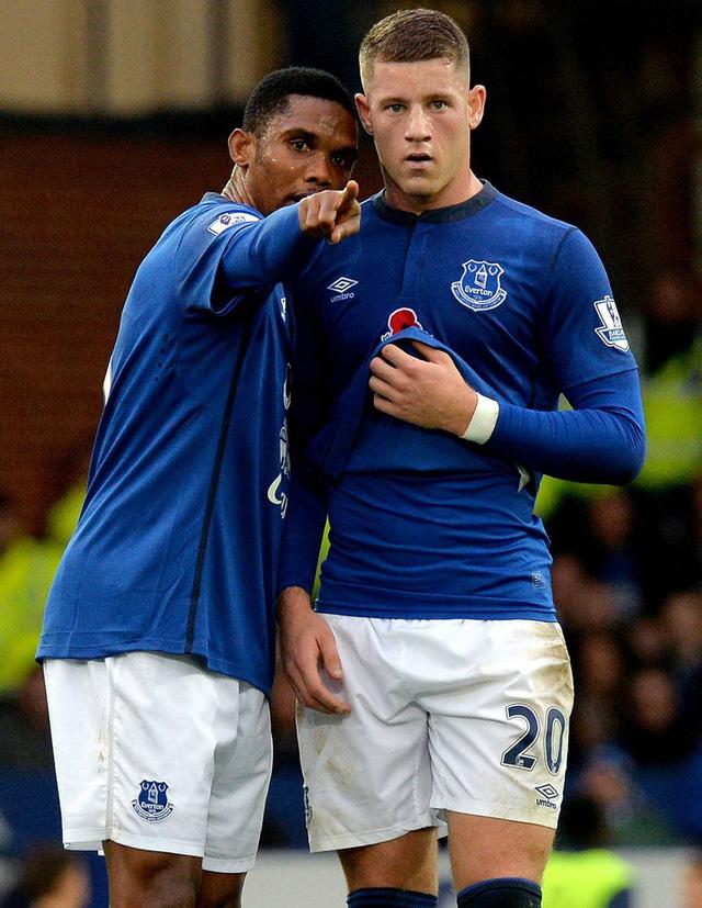Tuy nhiên Everton vẫn hoàn toàn bất lực trong việc tìm kiếm bàn thắng vào lưới đội chủ sân Liberty.