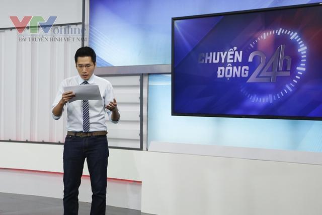 Tuy nhiên, ngoài việc đảm nhận mảng tin Thể thao trong Chuyển động 24h, Nhà báo Quốc Khánh sẽ còn dẫn dắt người xem truyền hình tới những câu chuyện về văn hóa, xã hội khác.