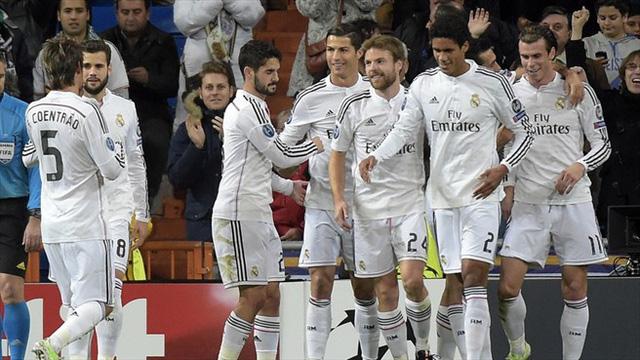 Real Madrid là CLB gây ấn tượng mạnh nhất với 18 điểm/6 vòng đấu