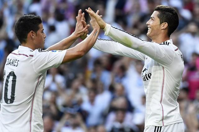 Real đã có trận đấu đầy thuyết phục trước đối thủ