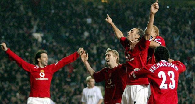 Rio Ferdinand ở thời kỳ đỉnh cao không chỉ là một trung vệ thép mà còn là một gương mặt sở hữu những bàn thắng rất giá trị cho Man Utd.