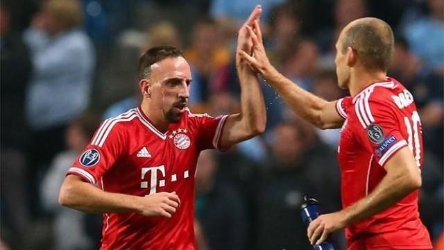 Với 9 điểm tuyệt đối, Bayern nhiều cơ hội vượt qua bảng tử thần.