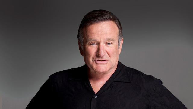 Robin Williams - Diễn viên hài kịch gạo cội của Mỹ đã qua đời ngày 11/8/2014)