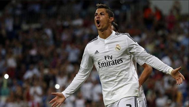 Ronaldo đang có phong độ vô cùng ấn tượng