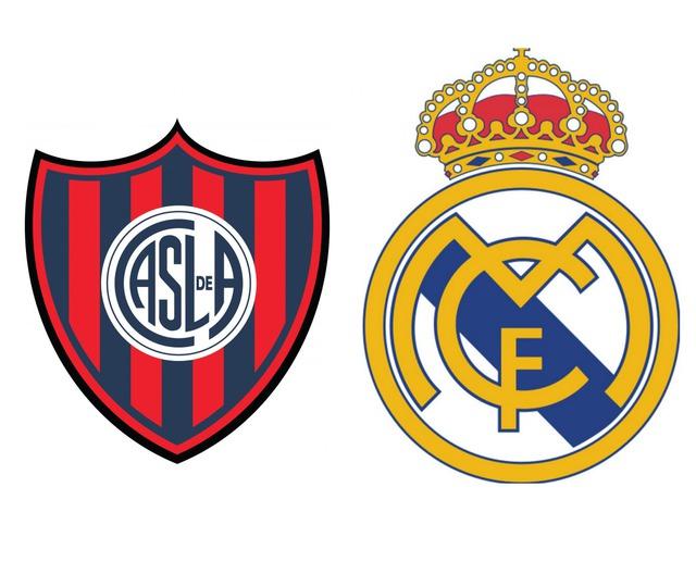 Trận chung kết FIFA Club World Cup 2014  giữa Real Madrid - San Lorenzo sẽ diễn ra vào 02h30 rạng sáng mai 21/12