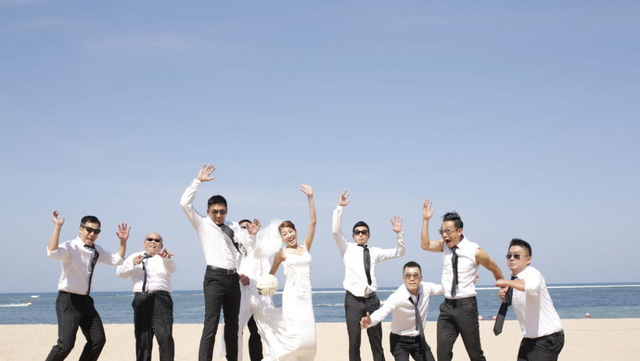 Hoa đán xinh đẹp của TVB chỉ mời tới đám cưới những người bạn thân nhất trong làng giải trí Hong Kong