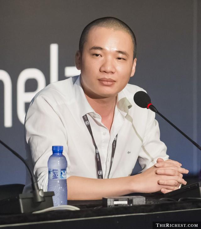 Nguyễn Hà Đông lọt vào Top 10 triệu phú Internet khởi nghiệp từ hai bàn tay trắng