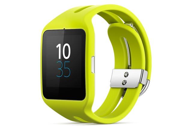 Smartwatch 3 có thiết kế trẻ trung với kiểu dáng thể thao