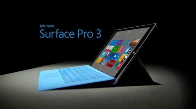 Microsoft cam kết sẽ tiếp tục hỗ trợ và phát triển dòng máy tính bảng Surface