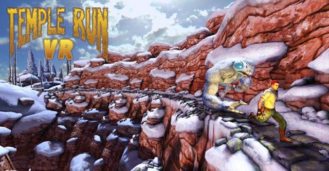 Temple Run VR - Phiên bản thực tế ảo
