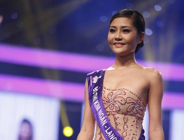 Đỗ Thị Kim Ngân sinh năm 1993, cô cao 1m76 với số đo 3 vòng là 88 - 62 - 94. Với làn da ngăm khỏe khoắn, đôi má lúm đồng tiền duyên dáng, nụ cười và ánh mắt cuốn hút, người đẹp đến từ Lạng Sơn là một trong những thí sinh đã gây được ấn tượng với giám khảo Thu Hương trong vòng tuyển chọn.