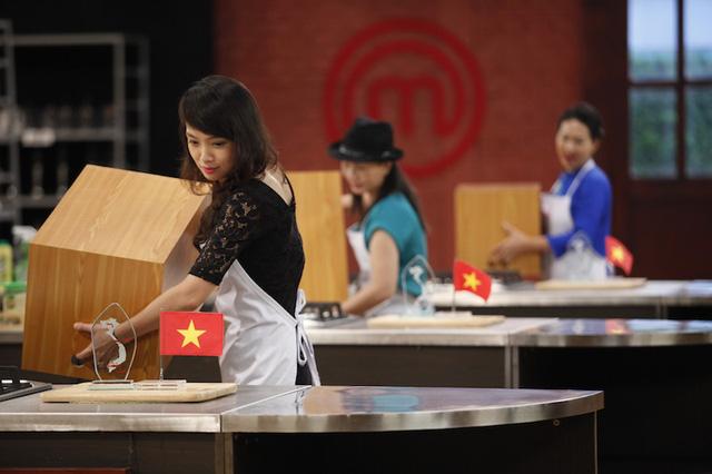 Top 3 Vua đầu bếp Việt 2014