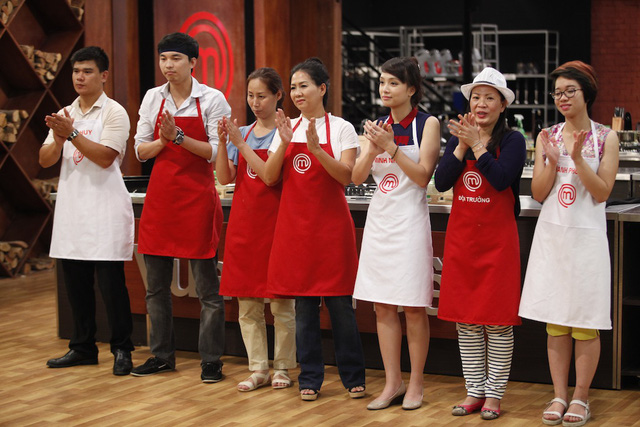 Top 7 Vua đầu bếp Việt