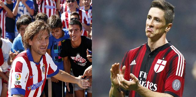 Alessio Cerci - Fernando Torres