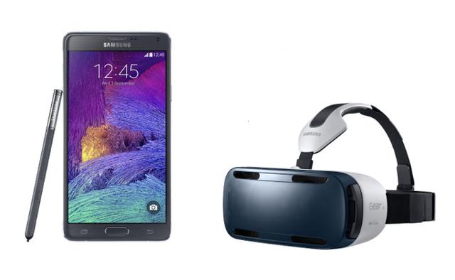 Người chơi cần sử dụng bộ thiết bị Samsung Gear VR và Galaxy Note 4 để trải nghiệm trò chơi
