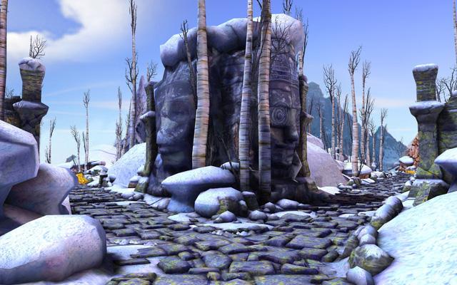 Tương tự như Temple Run phiên bản thông thường, đôi khi người chơi phải chọn 1 trong 2 ngã rẽ
