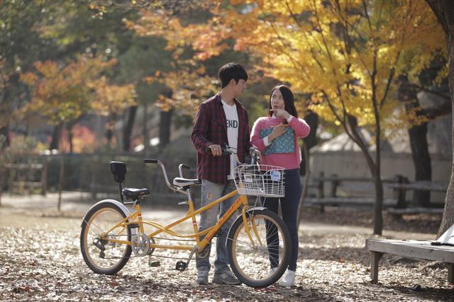 Khán giả đang hồi hộp mong chờ cuộc tình tay ba thú vị giữa cô, nam diễn viên điển trai Hồng Đăng cùng thần tượng xứ Hàn Kang Tae Oh