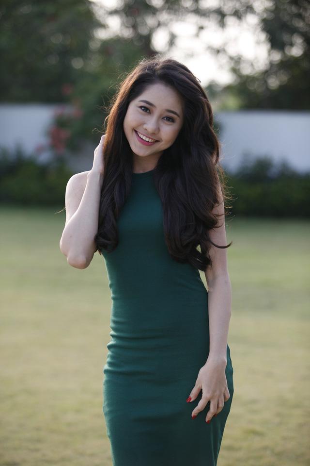 Trong Đam mê nghiệt ngã, Tường Vi đảm nhận vai Lưu Ly, con gái út trong gia đình thượng lưu.