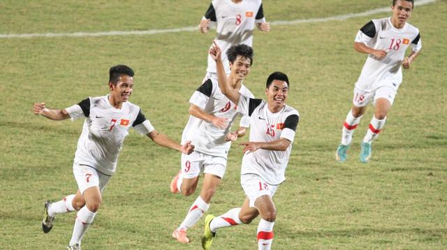 U19 Việt Nam cũng có tên trong đề cử Fair Play 2014