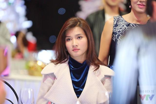 Nữ diễn viên Kim Tuyến.
