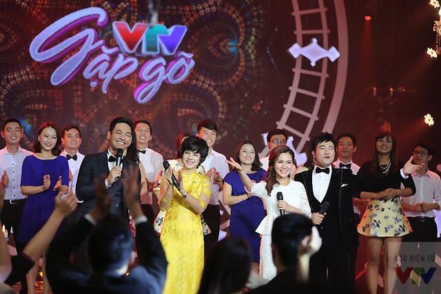 MC Diễm Quỳnh, Phan Anh sẽ là những người dẫn dẵn Gặp gỡ VTV năm nay.