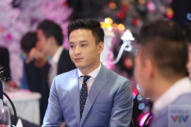 Nam diễn viên Hồng Đăng - một trong những diễn viên chính của phim Tuổi thanh xuân.