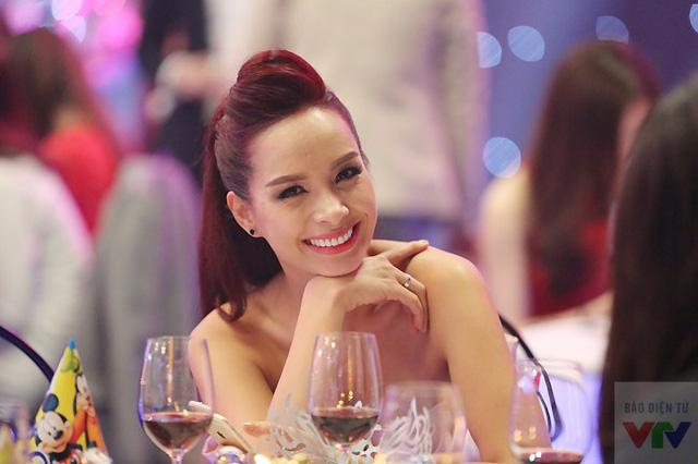 Giám khảo quen thuộc của Vietnam Got Talent - người mẫu Thúy Hạnh.