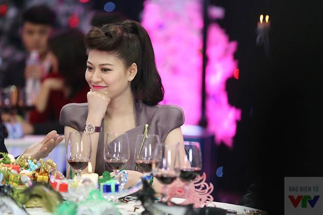 Tên tuổi của Ngọc Trinh gắn liền với Bản tin Tài chính Kinh doanh - chương trình cô gắn bó trong gần 8 năm.