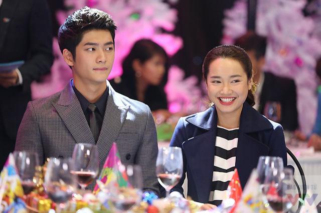 Kang Tae Oh và Nhã Phương hứa hẹn sẽ là một cặp đôi mới trên màn ảnh.