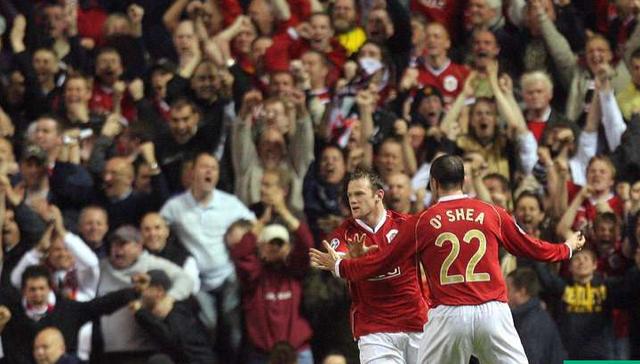 Bàn thắng của Rooney vào phút chót, ít nhiều mang tới cho người hâm mộ chút hương vị trên đầu lươi về một trận chung kết Champions League.
