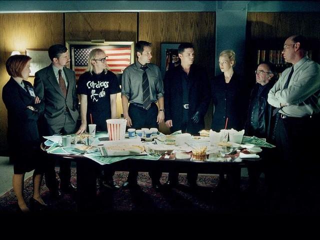 Các thành viên của X-Files
