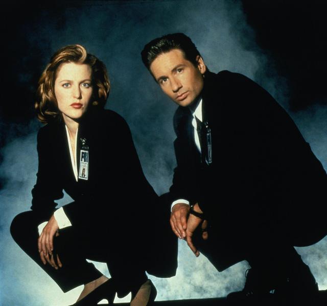 Hai nhân vật chính của X-Files