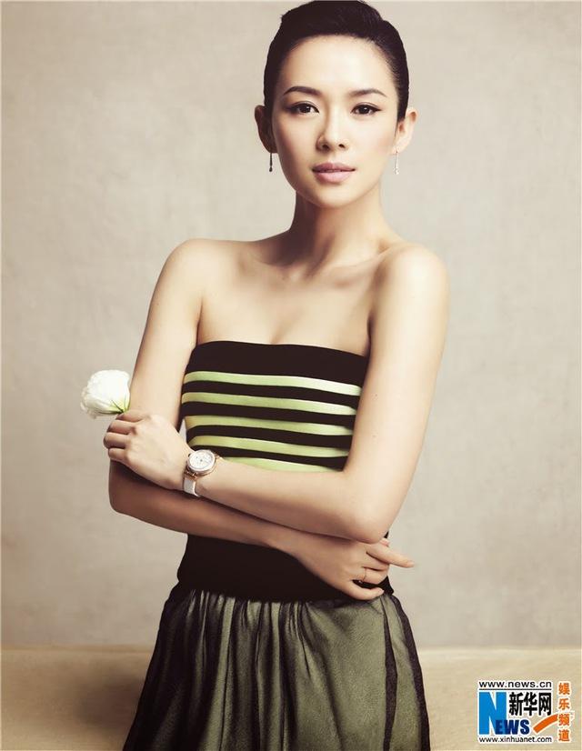 Bất chấp sự nổi lên của hàng loạt những ngôi sao mới, Chương Tử Di vẫn khẳng định là nữ diễn viên hàng đầu của điện ảnh Hoa ngữ.