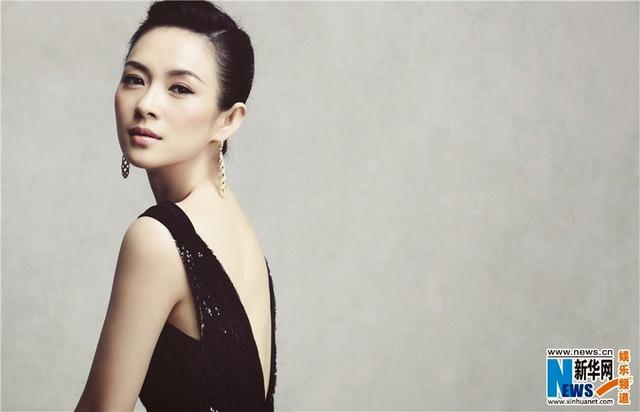 Chia tay bạn trai ngoại quốc, rời bỏ cuộc sống nước ngoài, ngôi sao 34 tuổi trở về nước và liên tiếp gặp hái thành công. Cô vừa lên ngôi Ảnh hậu tại LHP Kim Mã với vai diễn trong phim Grant Master của diễn Vương Gia Vệ.