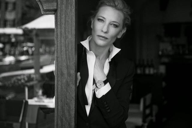 Cate Blanchett đẹp trong từng khuôn hình.