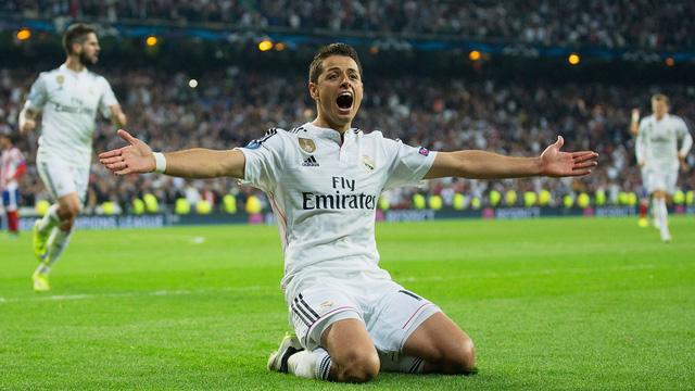 Javier Hernandez chỉ về Man Utd nếu được thường xuyên ra sân