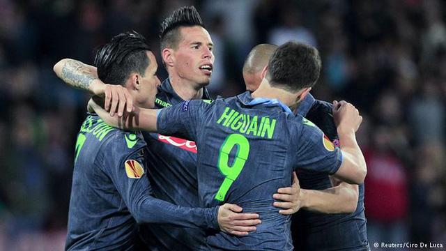 Napoli rộng cửa vào chung kết Europa League khi chỉ phải đối đầu với đối thủ Dnipro?
