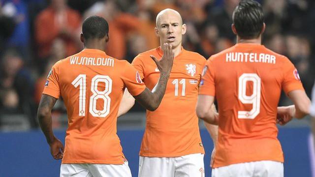 ĐT Hà Lan đang đứng trước nguy cơ vắng mặt tại Euro 2016