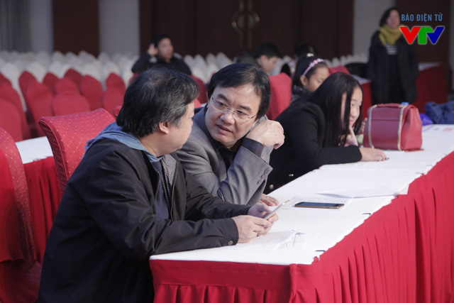 Ông Phạm Việt Tiến - Phó Tổng Giám đốc Đài THVN, Chủ tịch LHTHTQ lần thứ 35
