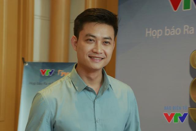 Trong khi đó, nam diễn viên Tiến Lộc sẽ vào vai Thượng úy phong - một chiến sĩ cảnh sát thông minh, quyết đoán.