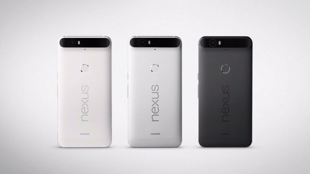 Nexus 6P được trang bị cụm camera sau có thiết kế khá bắt mắt