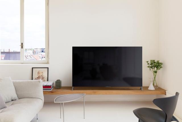 Bravia 4K Android TV 2015 có 4 dòng sản phẩm với 9 model sản phẩm
