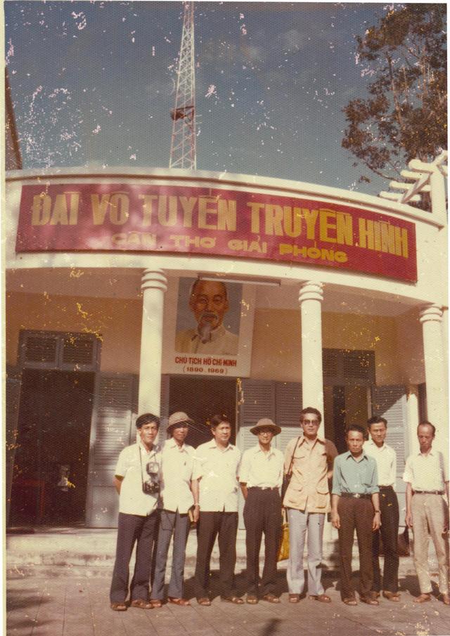 Đài THCT- Những ngày đầu tiếp quản