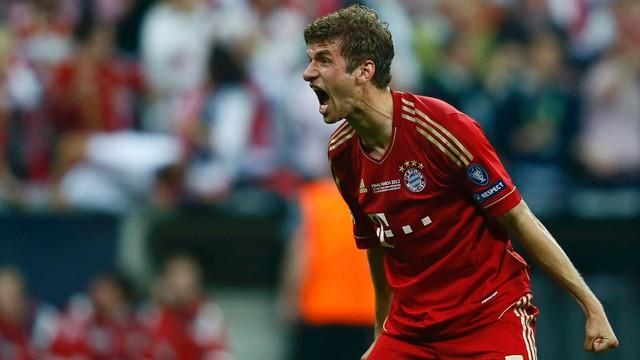 Kỹ thuật, nhanh nhẹn và tinh ranh, Muller chính là chân sút mà Pep Guardiola hài lòng nhất tại Bayern Munich chứ không phải Lewandowski.