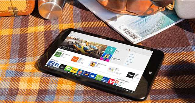 Kho ứng dụng Windows Store được tích hợp trên Windows 10