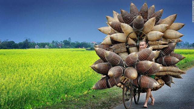Bức ảnh giúp nhiếp ảnh gia Việt Nam Lý Hoàng Long giành giải Tuyên dương đặc biệt